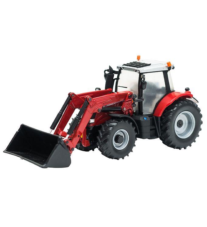 Image of Britains Arbejdsmaskine - 6616 - Traktor m. Læsser (RA789)