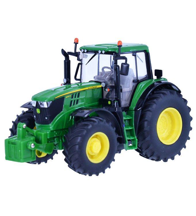Image of Britains Arbejdsmaskine - 6195M - Traktor (RA790)