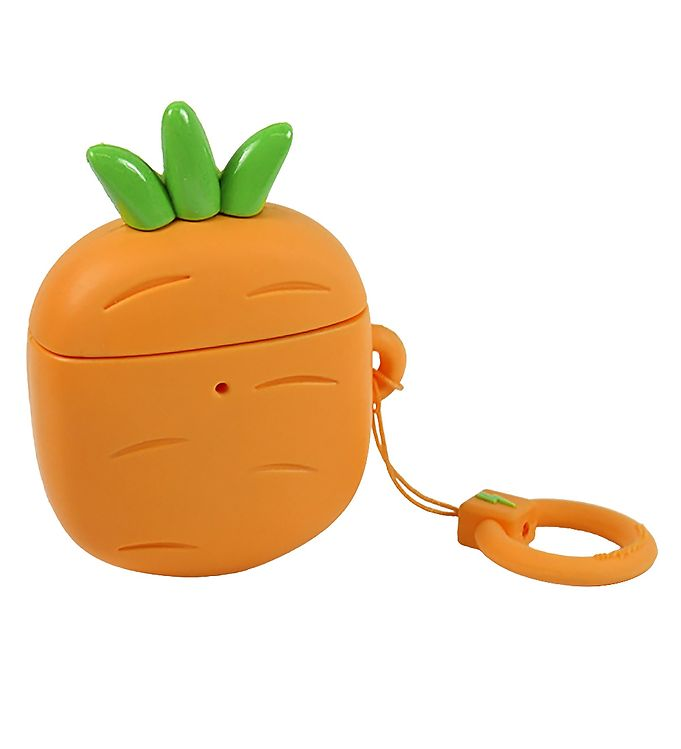 Image of Moji Power AirPods Cover - Carrot (RA963)