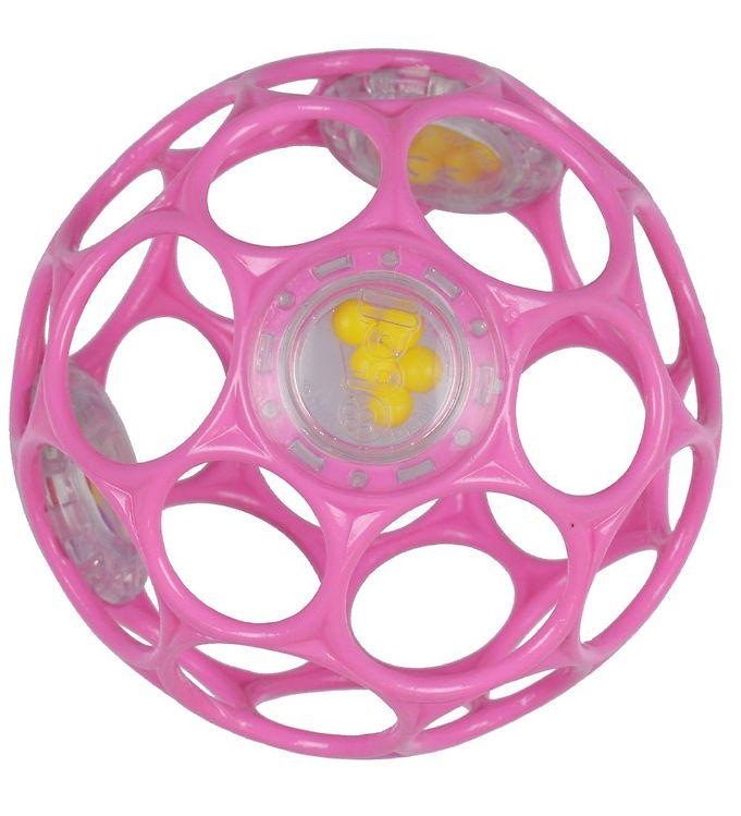 Image of Oball Rangle - 9 cm - Pink (RB061)