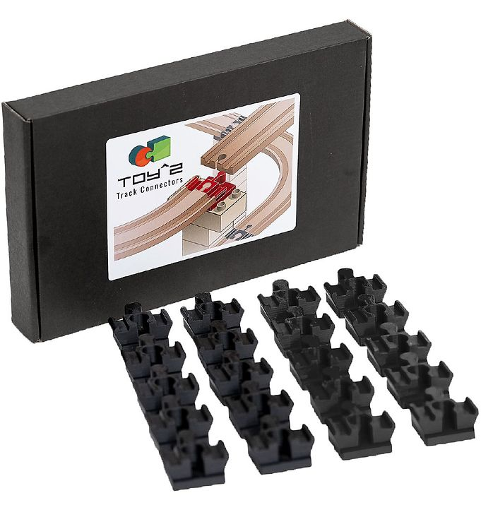 Image of Toy^2 Track Connectors - 20 Stk. - Extension Pack (RB248)
