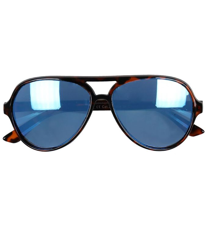 Image of Name It Solbriller - NknDissunglasses - Bone Brown (RB333)