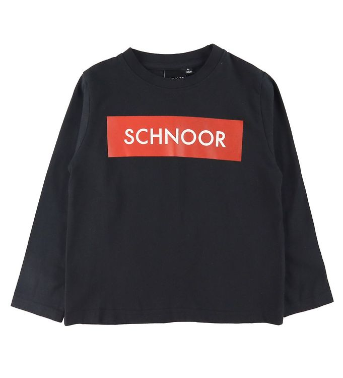 Image of Schnoor Bluse - Sort (RB375)