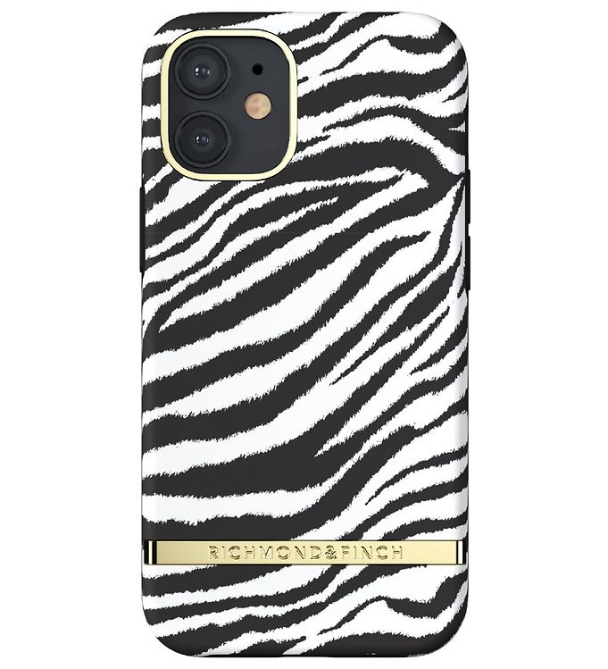 Image of Richmond & Finch Cover - iPhone 12 Mini - Zebra (RB395)