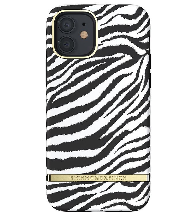Image of Richmond & Finch Cover - iPhone 12/12 Pro - Zebra (RB399)