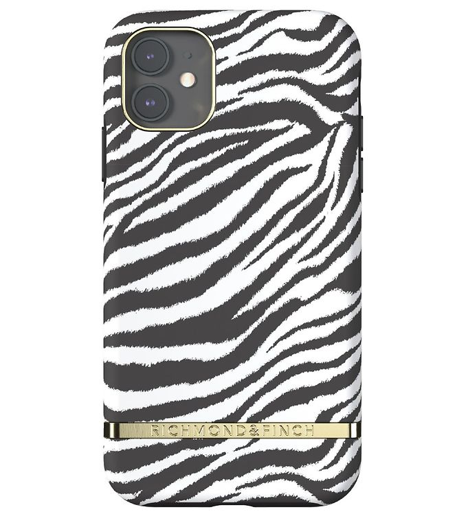 Image of Richmond & Finch Cover - iPhone 11 - Zebra (RB400)