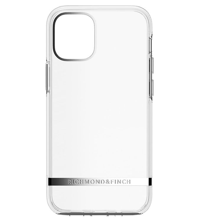 Image of Richmond & Finch Cover - iPhone 12 Mini - Gennemsigtig (RB402)