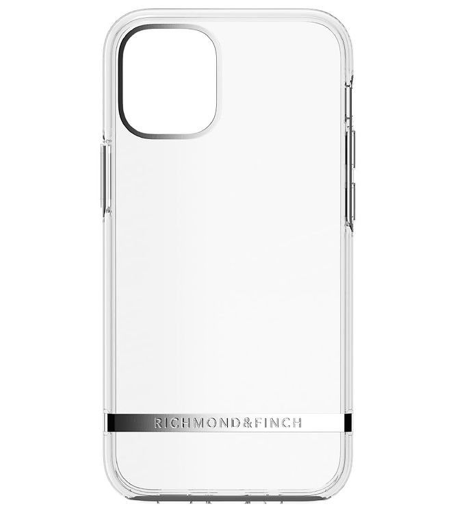 Image of Richmond & Finch Cover - iPhone 12 Pro Max - Gennemsigtig (RB404)