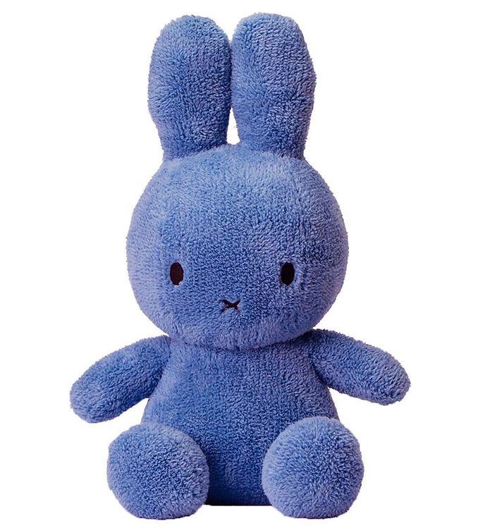Image of Bon Ton Toys Bamse - 23 cm - Miffy Sitting - Aviator Blue (RB406)