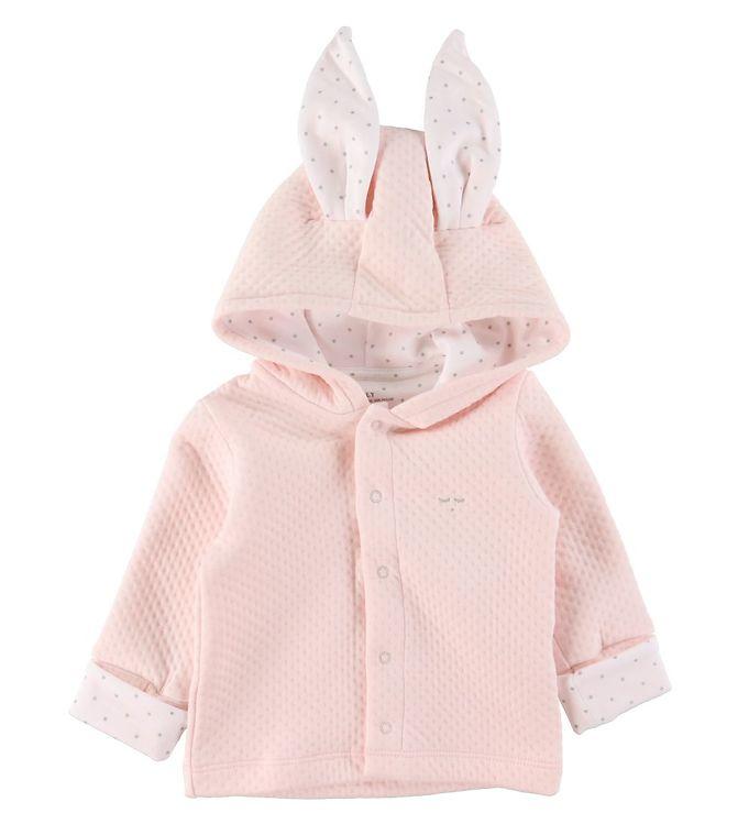 Image of Livly Cardigan - Kanin - Baby Pink Jacquard (RB643)