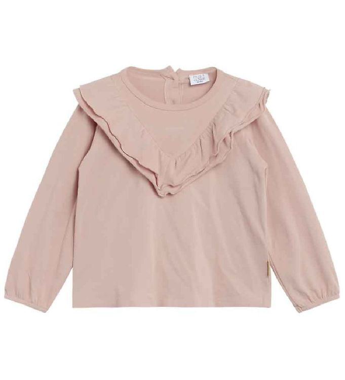 Image of Hust and Claire Bluse - Amal - Rosa (RB771)