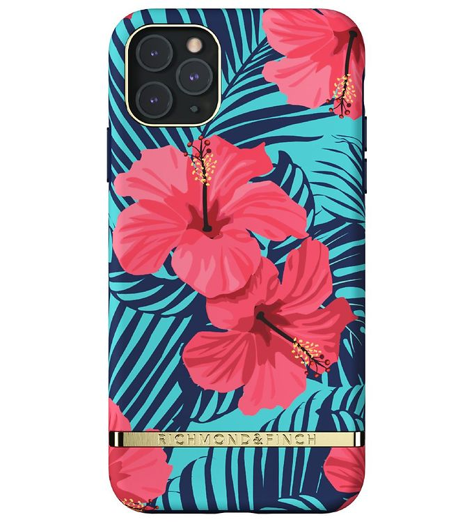 Image of Richmond & Finch Cover - iPhone 11 Pro Max - Red Hibiscus (RC064)