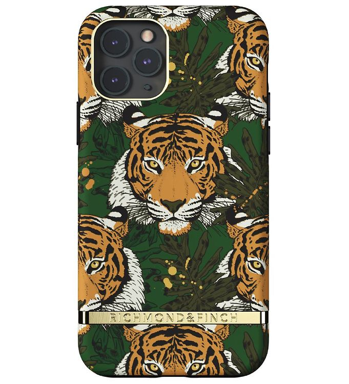 Image of Richmond & Finch Cover - iPhone 11 Pro - Green Tiger (RC066)