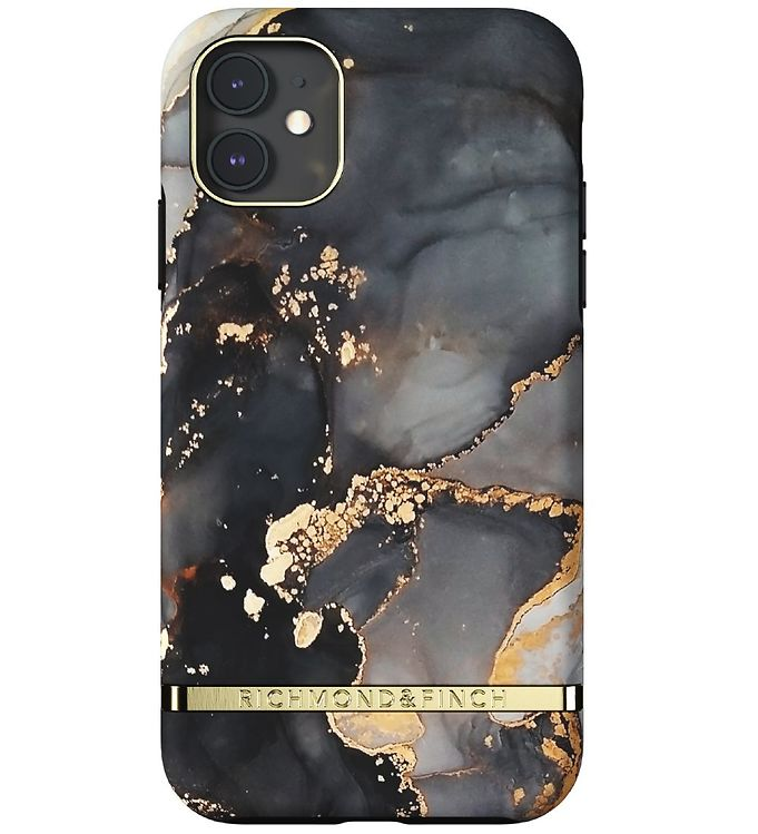 Image of Richmond & Finch Cover - iPhone 11 - Gold Beads (RC068)