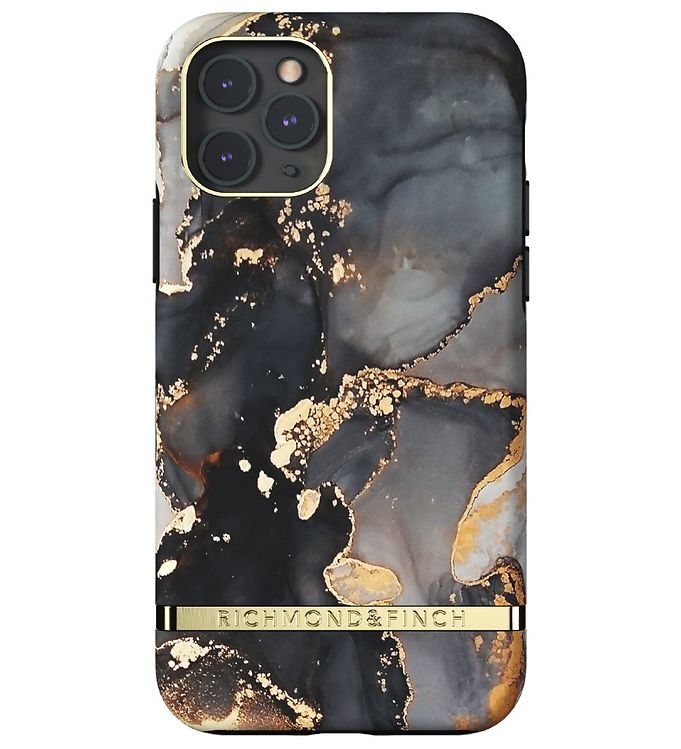 Image of Richmond & Finch Cover - iPhone 11 Pro - Gold Beads (RC070)