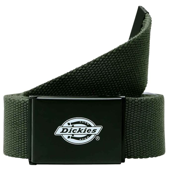 Image of Dickies Bælte - Orcutt - Olive Green (RC215)