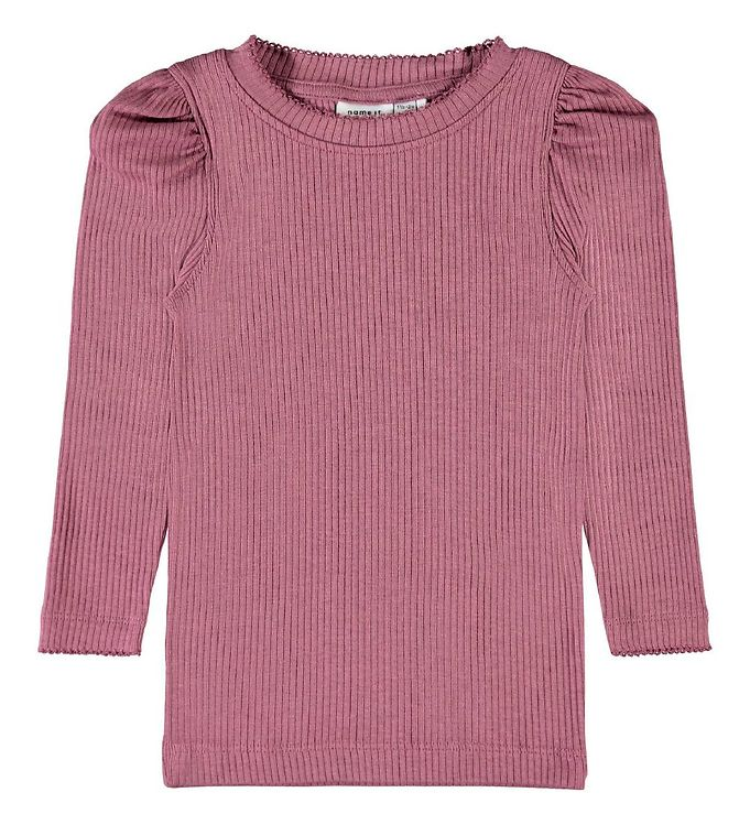 Image of Name It Bluse - Noos - NmfKabexi - Deco Rose (RC457)