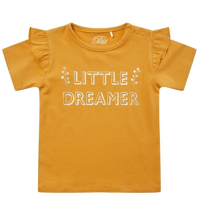 Image of Petit by Sofie Schnoor T-shirt - Mustard (RC821)
