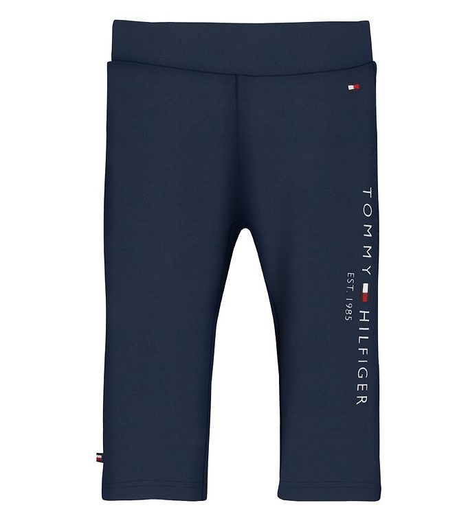 Image of Tommy Hilfiger Leggings - Essential - Twilight Navy (RC841)
