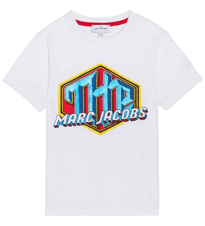 Image of Little Marc Jacobs T-shirt - Off-White (RC939)
