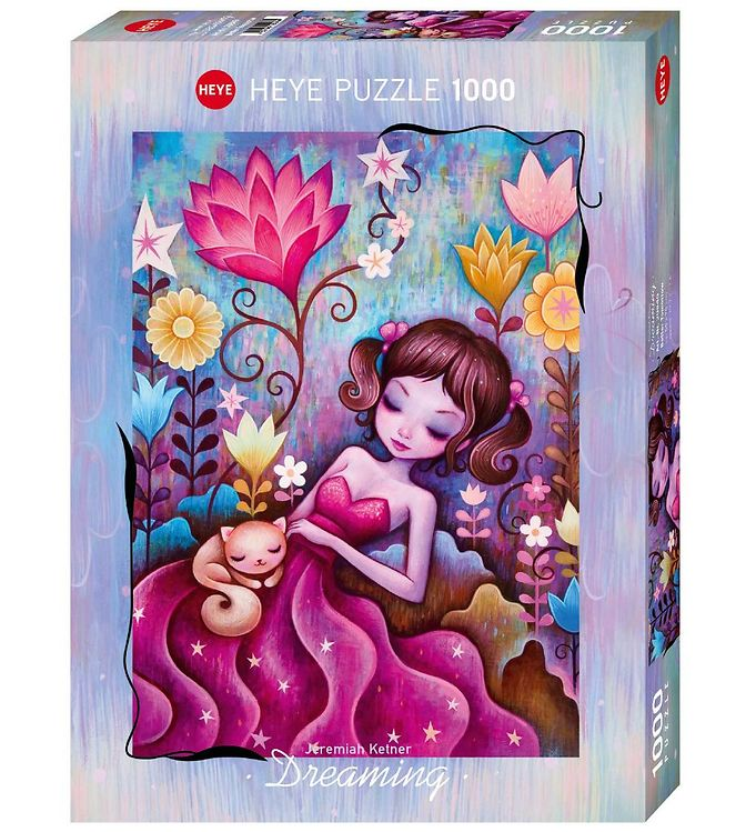 Image of Heye Puzzle Puslespil - Better Tomorrow - 1000 Brikker (SA091)