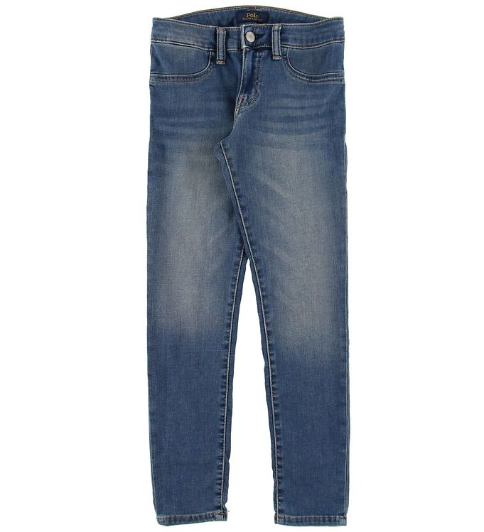 Polo Ralph Lauren Jeans - Blå Denim