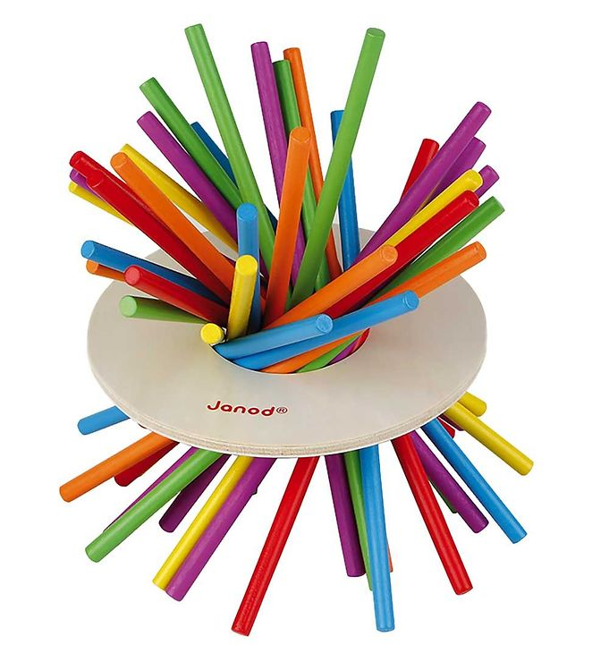Image of Janod Crazy Sticks Spil (SA222)