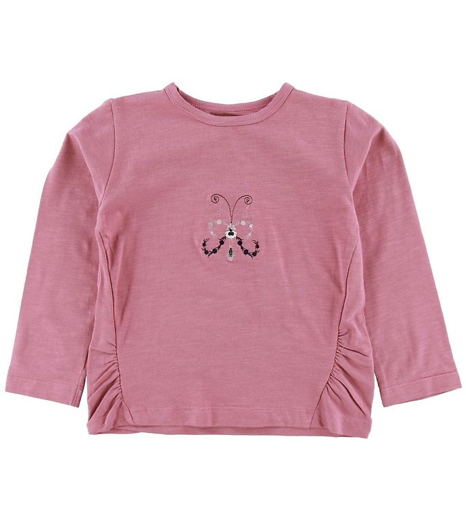 Image of Small Rags Bluse - Heather Rose (SA459)