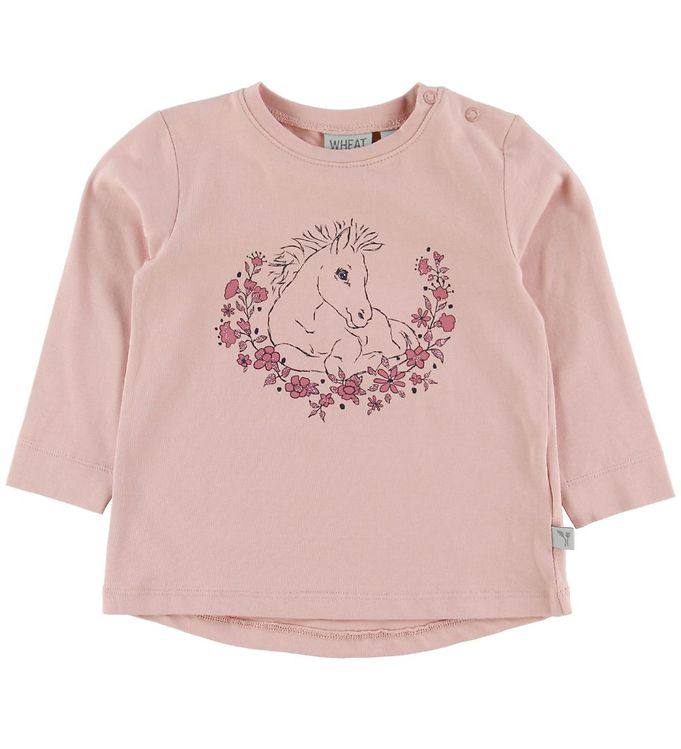 Image of Wheat Bluse - Foal - Misty Rose (SB046)