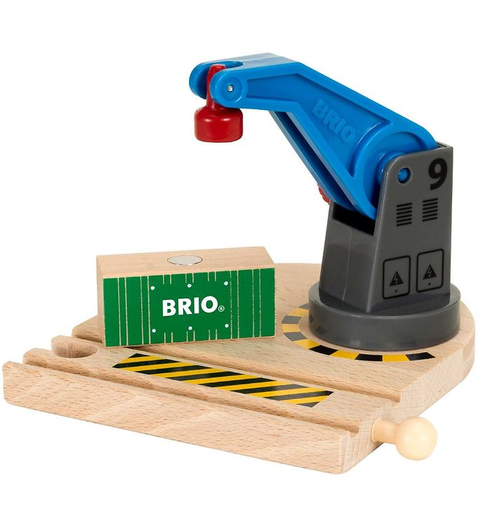 BRIO World Kran - BRIO,BRIO Trælegetøj - Brio