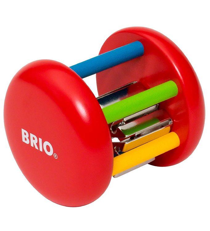 BRIO Infant Klokke Rangle