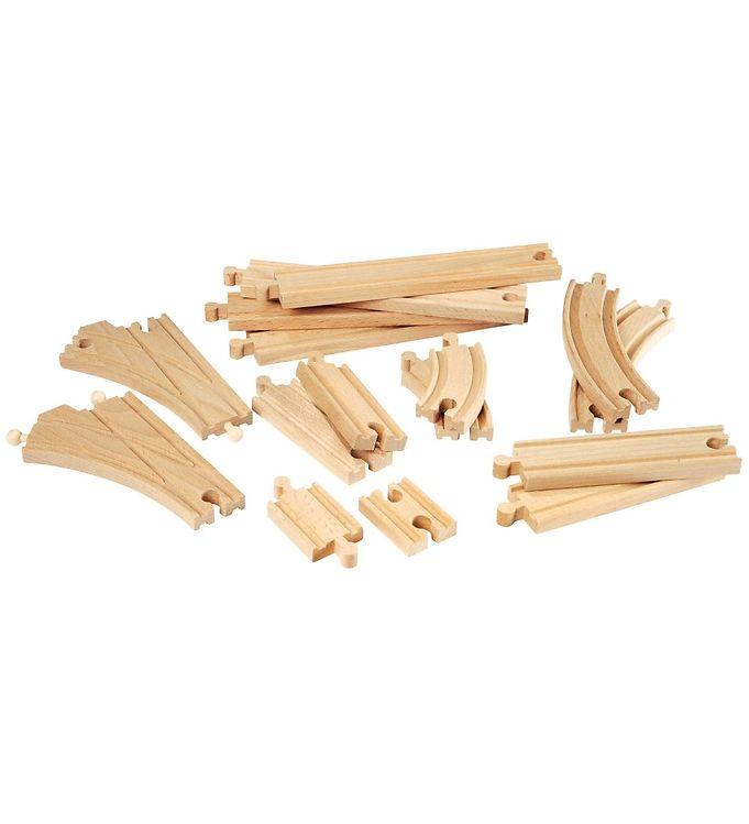 BRIO World Skinnesæt - 16 dele - Træ - BRIO,BRIO Trælegetøj - Brio
