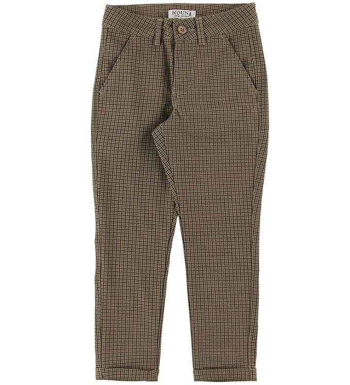 Image of Hound Chinos - Brown (SB312)