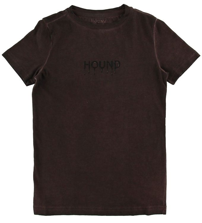 Image of Hound T-shirt - Brown (SB323)