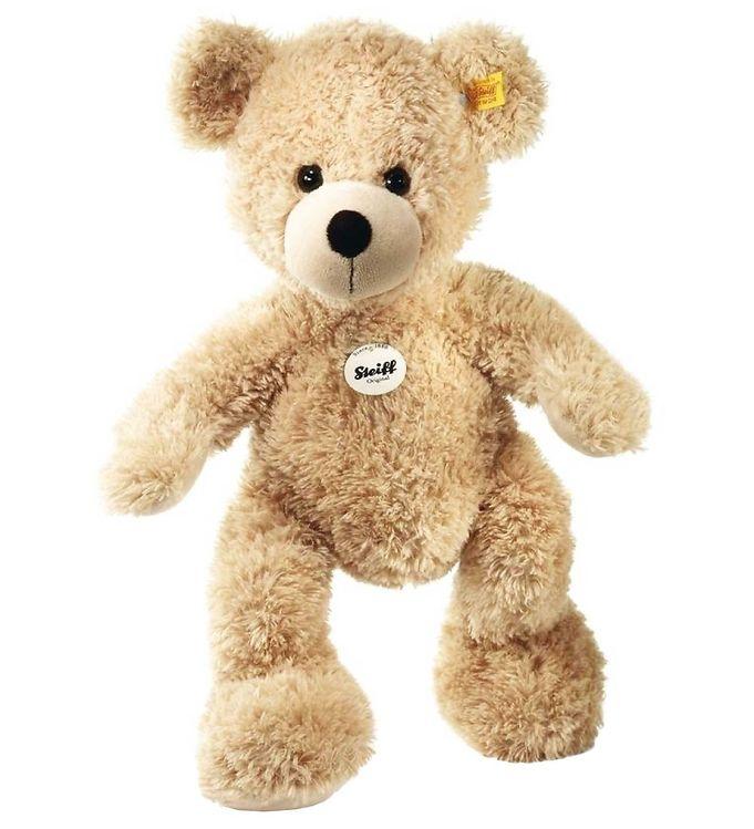 Image of Steiff Bamse - Fynn Teddy Bear - 40 cm - Beige (SB346)