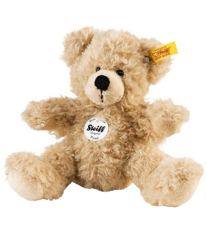 Image of Steiff Bamse - Fynn Teddy Bear - 18 cm - Beige (SB369)