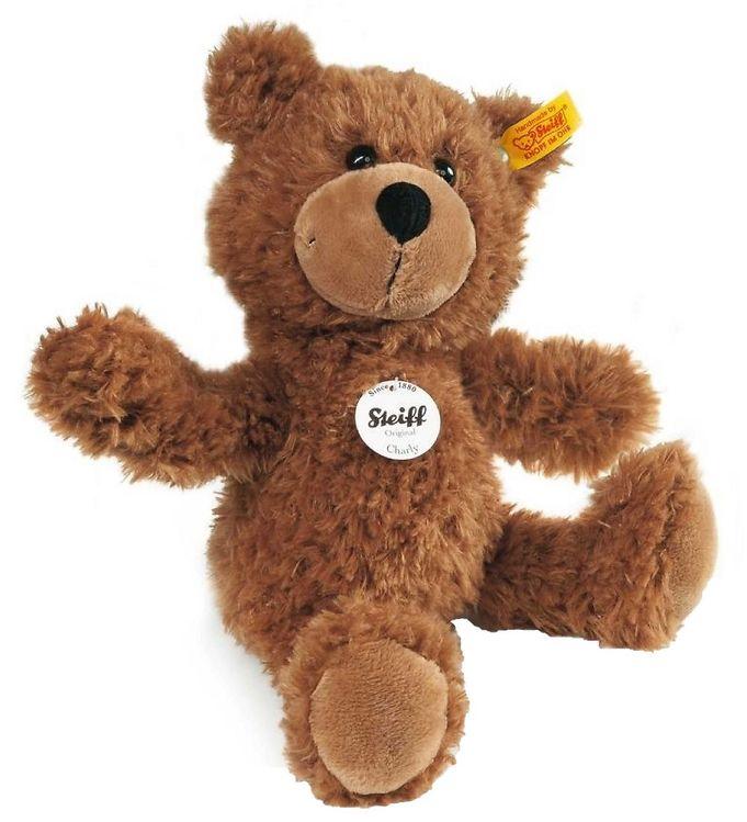 Image of Steiff Bamse - Charly Teddy Bear - 30 cm - Brown (SB371)