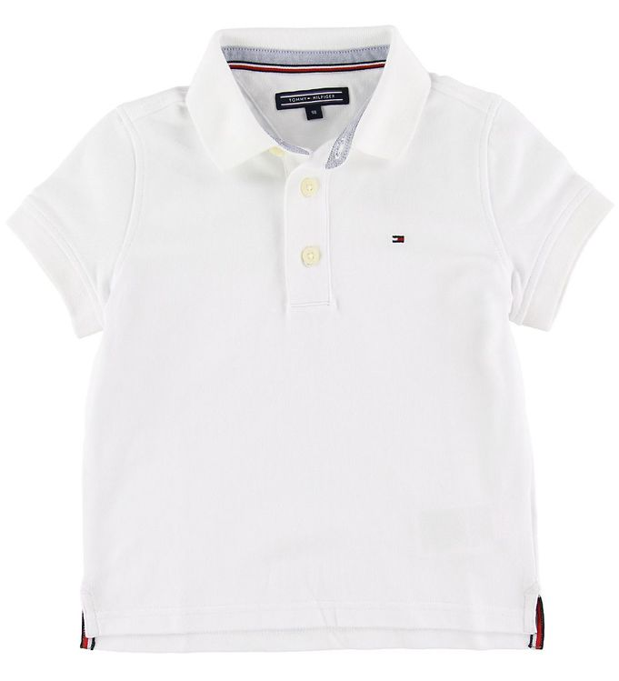 Image of Tommy Hilfiger Polo - Tommy - Hvid (SB479)