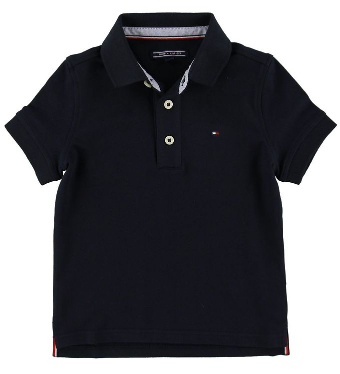 Image of Tommy Hilfiger Polo - Tommy - Sky Captain (SB480)
