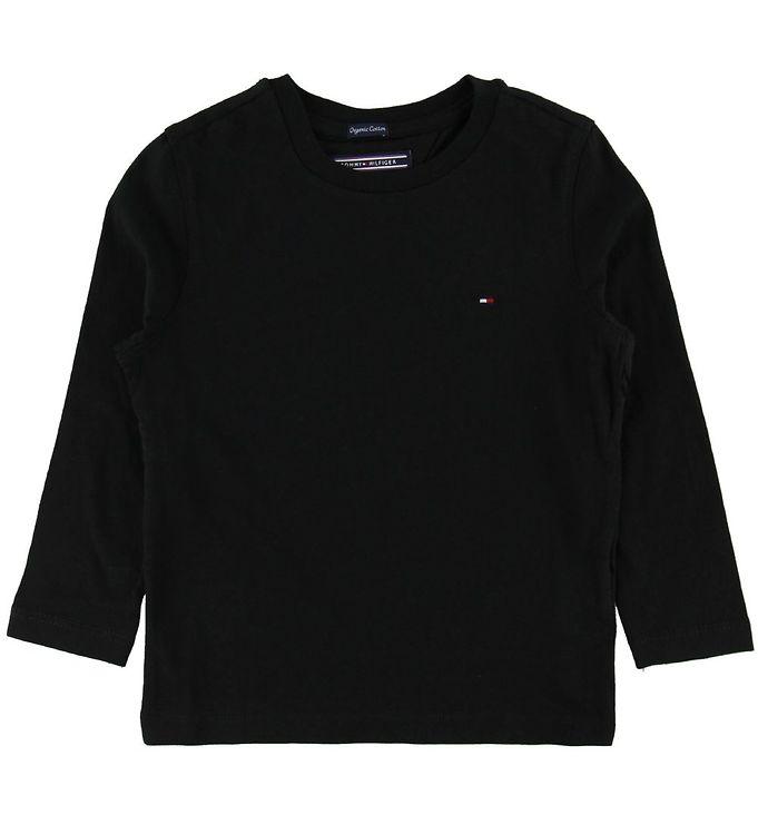 Image of Tommy Hilfiger Bluse - Basic - Black (SB484)