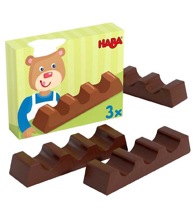 Image of Haba Legechokolade - Træ (SB558)