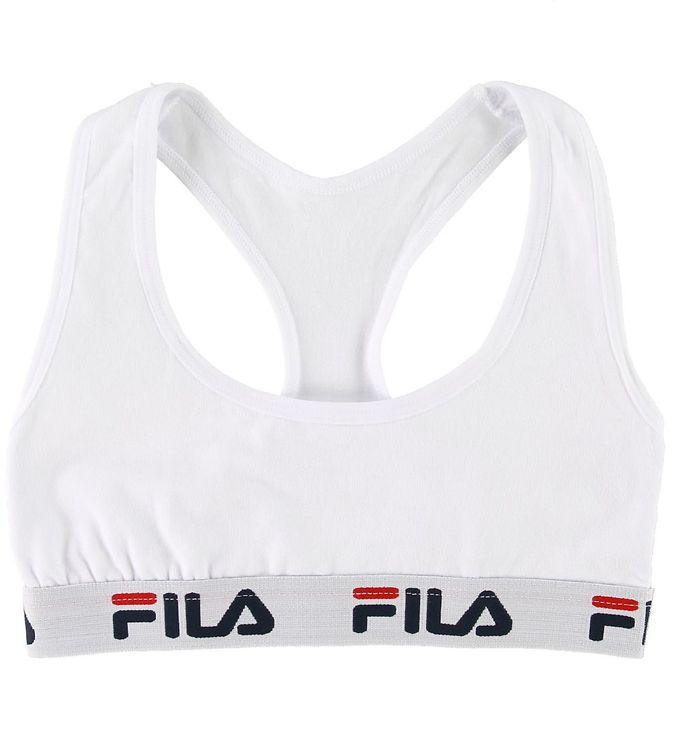 Image of   Fila Top - Hvid