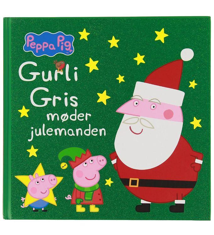 Image of Alvilda Bog - Gurli Gris Møder Julemanden (SB712)