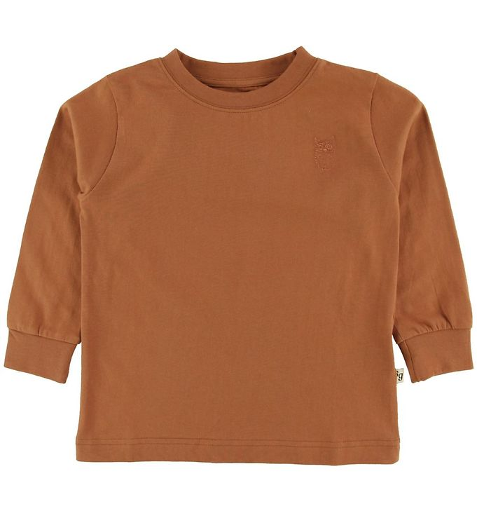 Image of Soft Gallery Bluse - Benson - Pumpkin Spice (SB719)