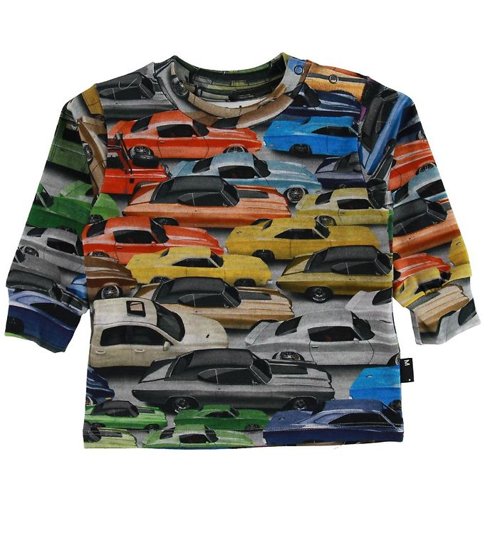 Image of Molo Bluse - Eloy - Cars (SC214)
