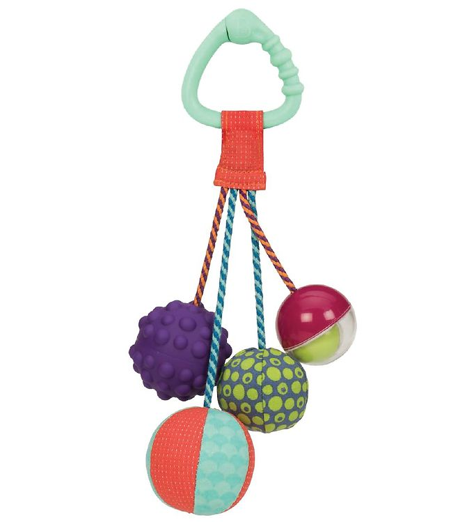 Image of B. toys Rangle - Sounds So Squeezy - Multifarvet (SC283)