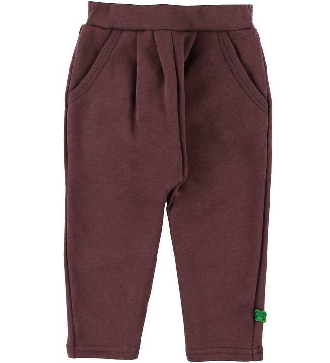 Image of Freds World Sweatpants - Plum Purple (SC413)