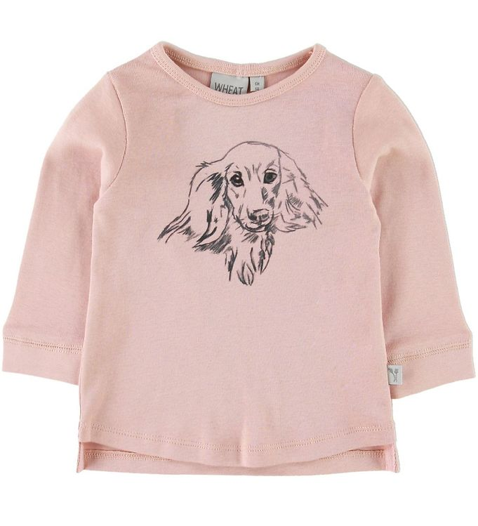 Image of Wheat Bluse - Dog Misty Rose (SC534)
