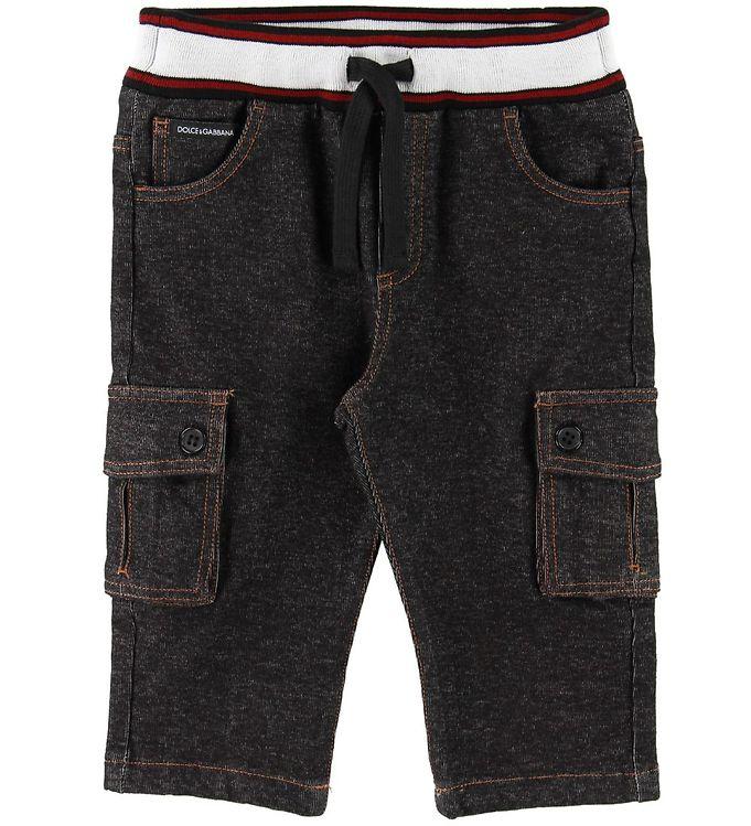 Image of Dolce & Gabbana Jeans - Koksgrå (SC693)