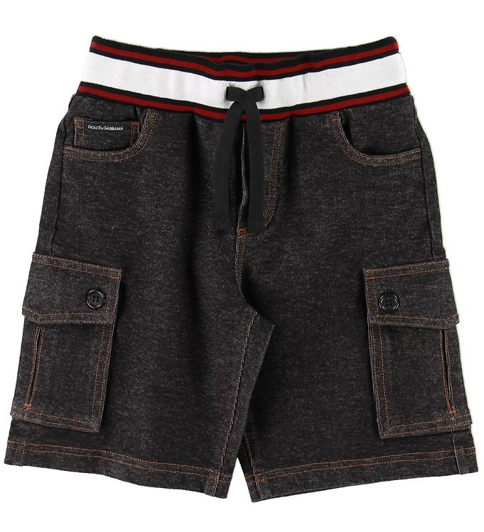 Image of Dolce & Gabbana Shorts - Denim - Koksgrå (SC695)